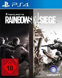 Tom Clancy's Rainbow Six Siege PS4 & DLC