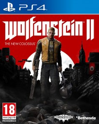 Wolfenstein II: The New Colossus PS4 AT