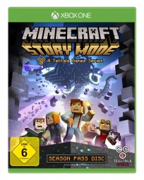 Minecraft: Story Mode XBoxOne