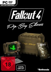 Fallout 4 - Pip Boy Edition EU Import UNCUT PC