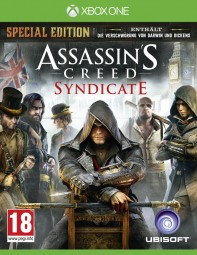 Assassin's Creed Syndicate - Special Edition XBoxOne PEGI 18