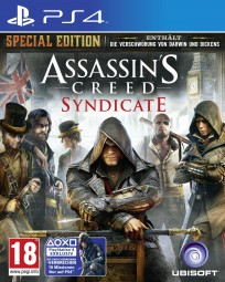Assassin's Creed Syndicate - Special Edition PS4 PEGI 18